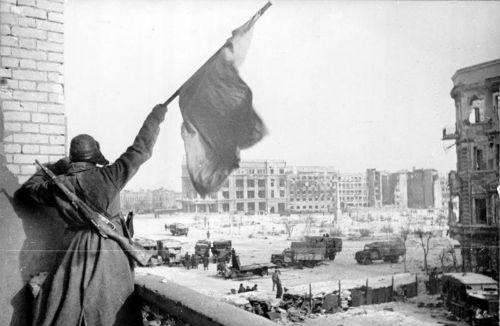 Stalingrad, 1943.